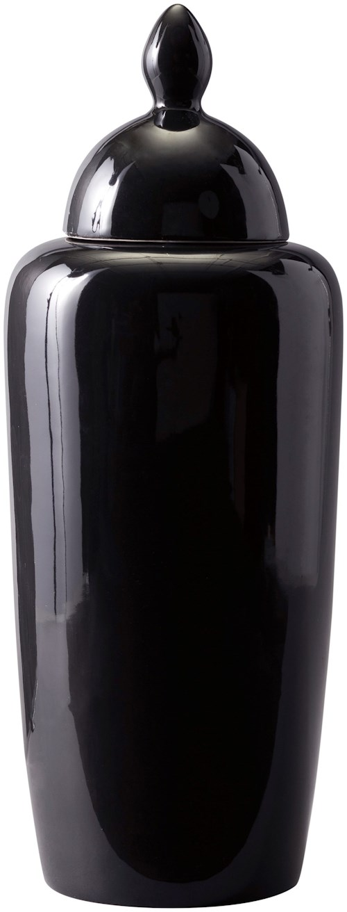 Signature Design by Ashley Accents Derrick Black Urn