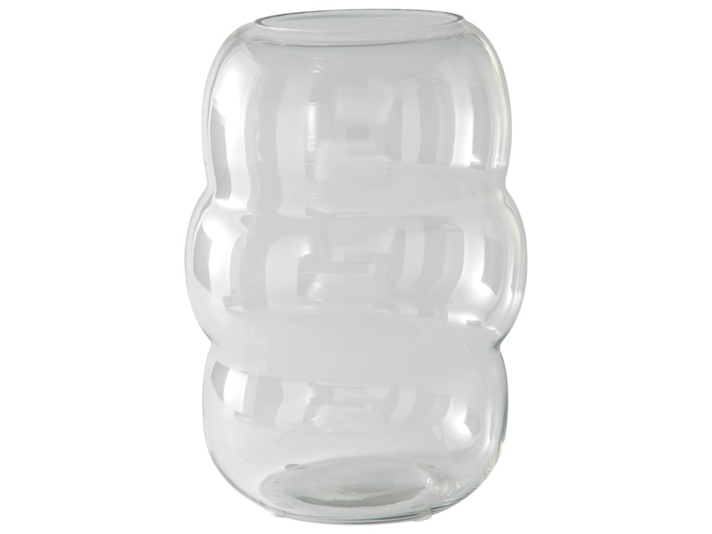 Signature Design by Ashley AccentsMabon Clear Glass Vase