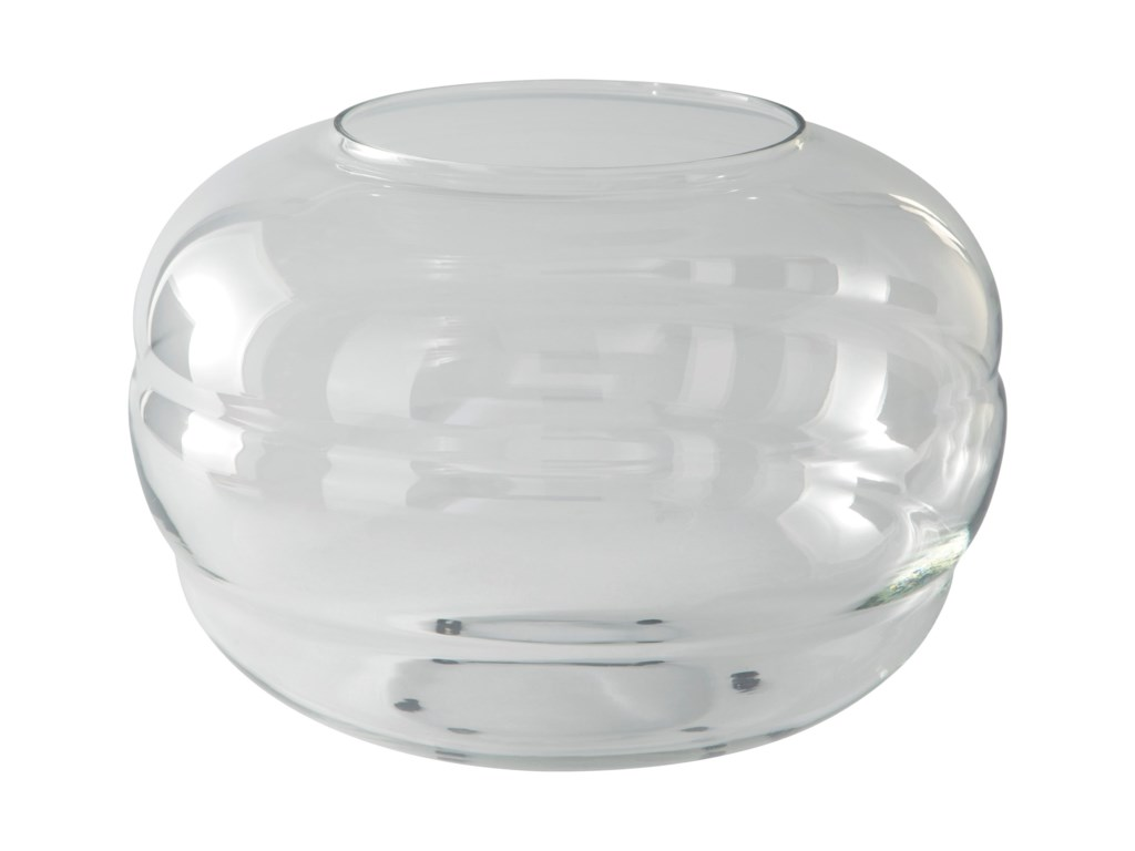 Ashley (Signature Design) AccentsMabon Clear Glass Vase