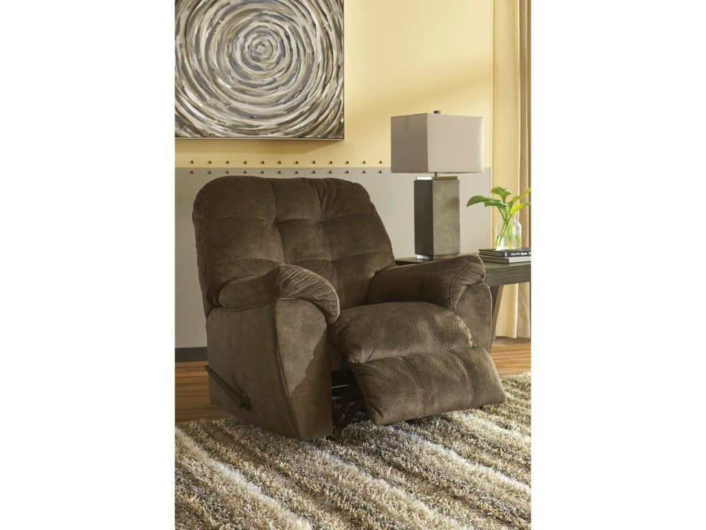 Signature Design by Ashley AccringtonRocker Recliner