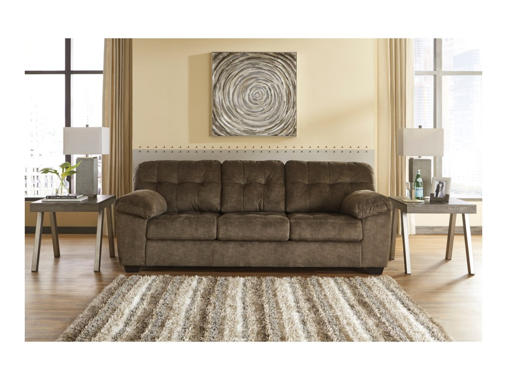 Ashley (Signature Design) AccringtonQueen Sofa Sleeper
