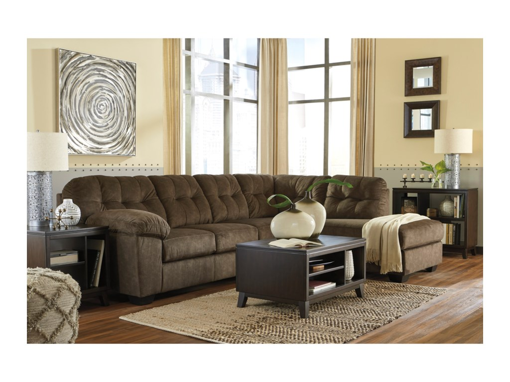 chaise yhst sofa ashley benchcraft sleeper nuvella by aldie sand queen