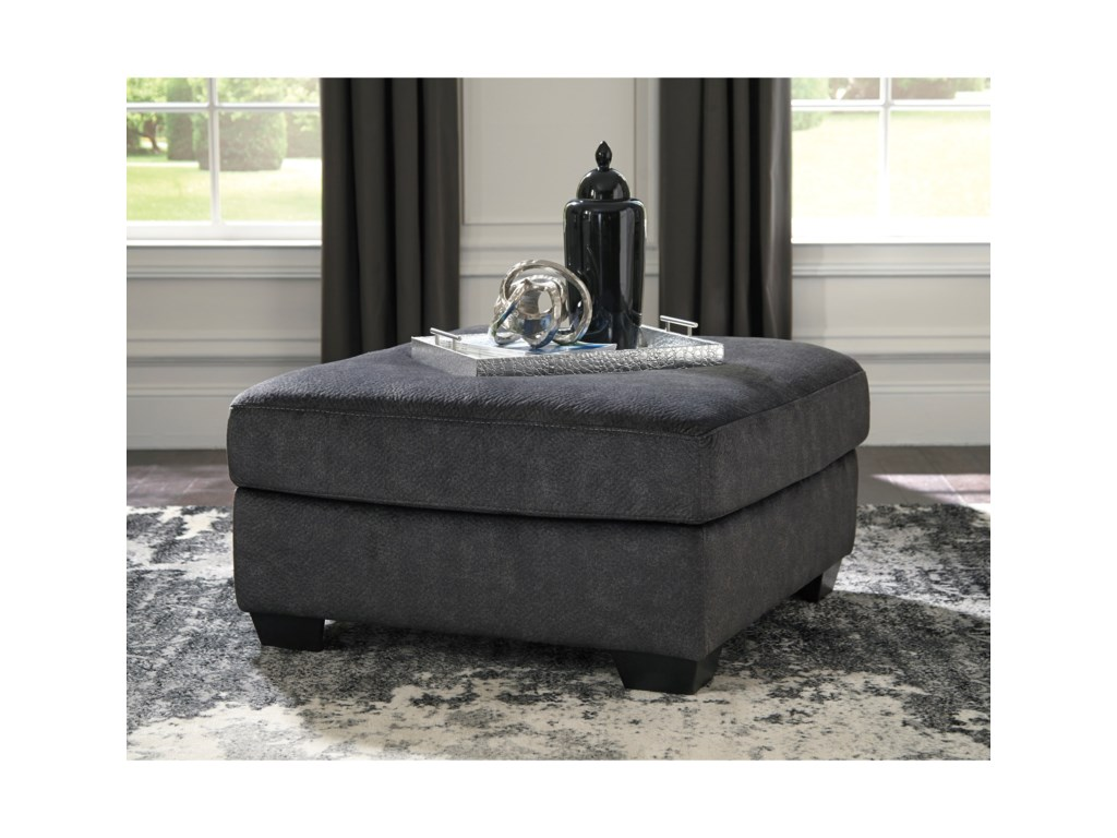 Signature Design AccringtonOversized Accent Ottoman