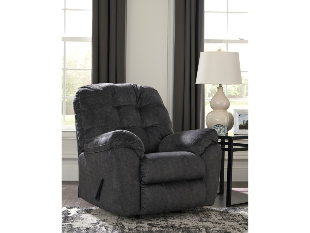 Signature Design AccringtonRocker Recliner