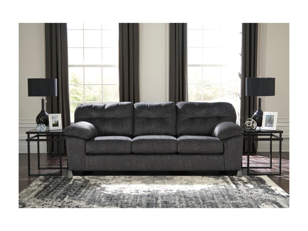 Signature Design AccringtonQueen Sofa Sleeper