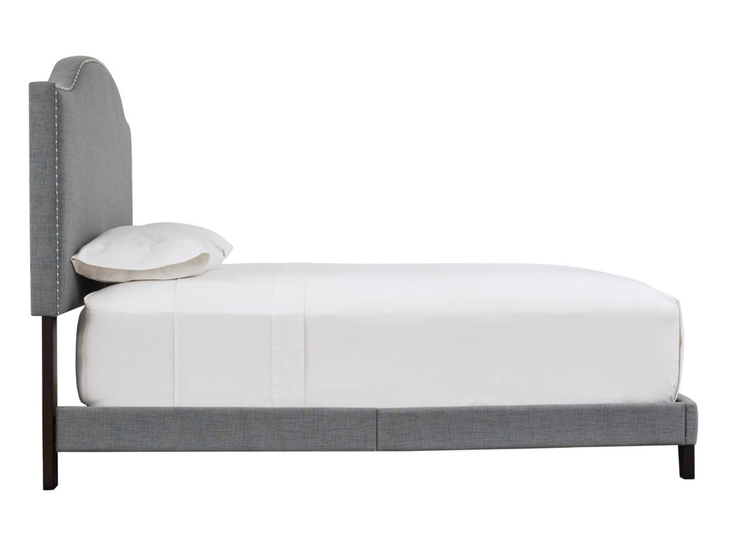 Signature Design by Ashley AdelloniQueen Upholstered Bed