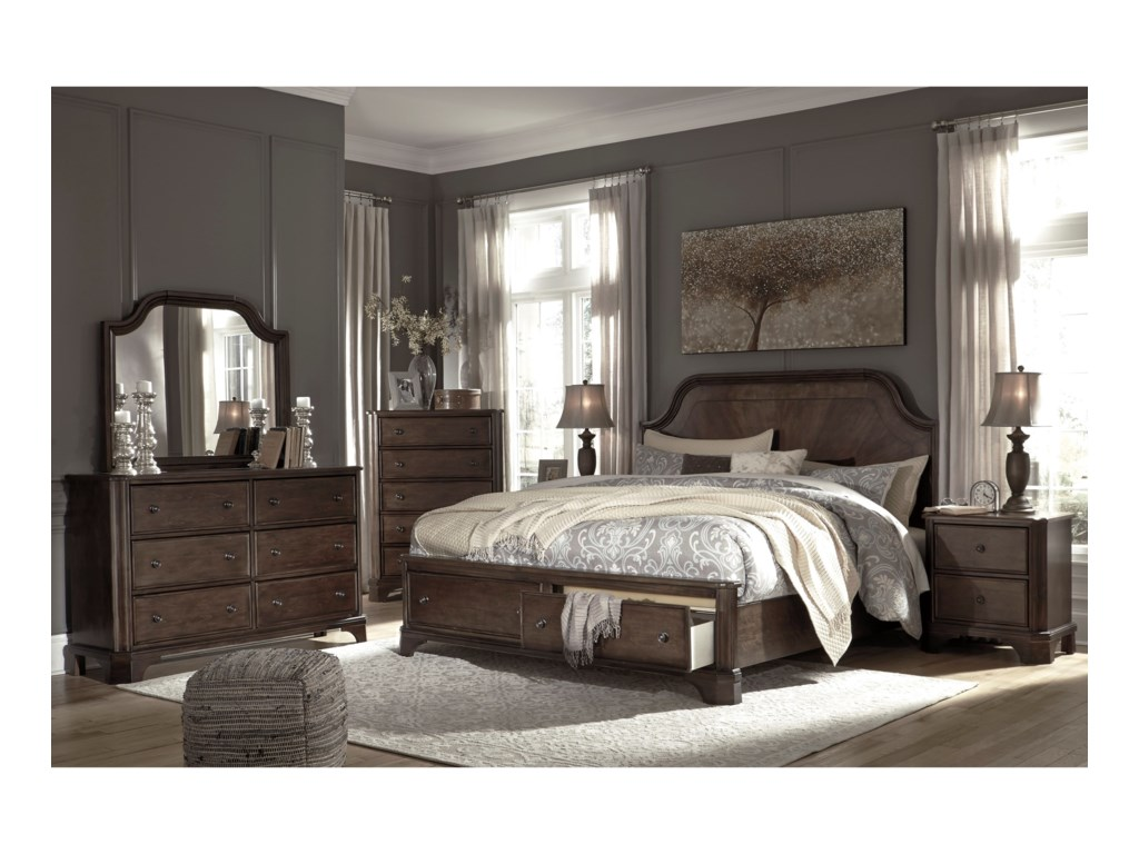 Signature Design by Ashley AdintonCalifornia King Bedroom Group