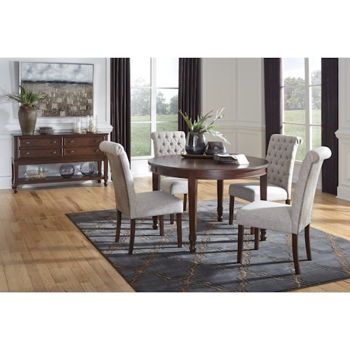 Signature Design by Ashley Adinton Casual Dining Room Group
