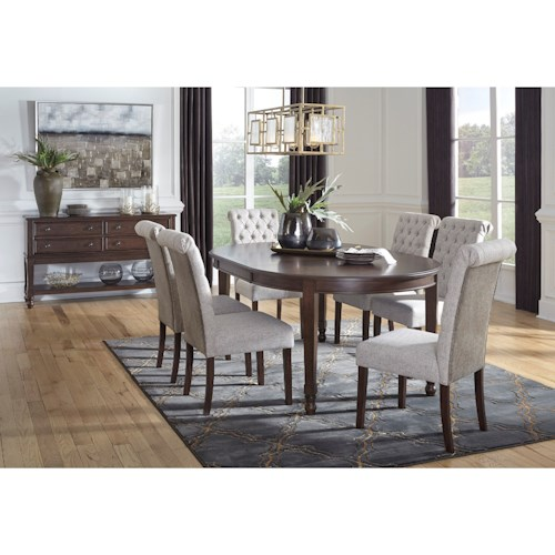 Signature Design by Ashley Adinton Formal Dining Room Group