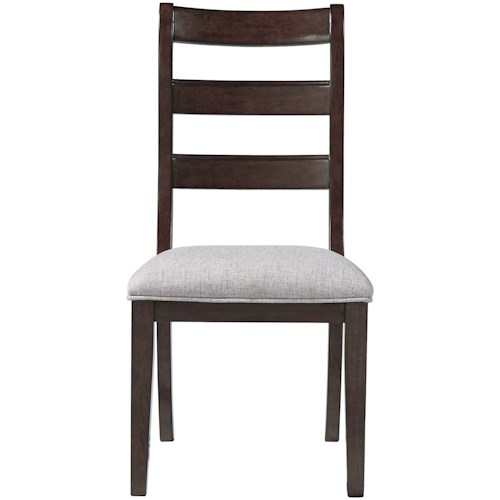 Signature Design by Ashley Adinton Transitional Dining Upholstered Side Chair
