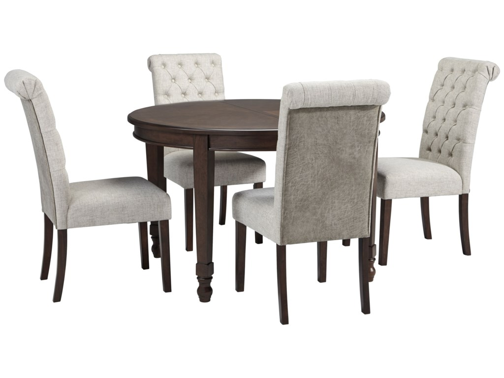 Signature Design by Ashley Adinton5-Piece Table and Chair Set