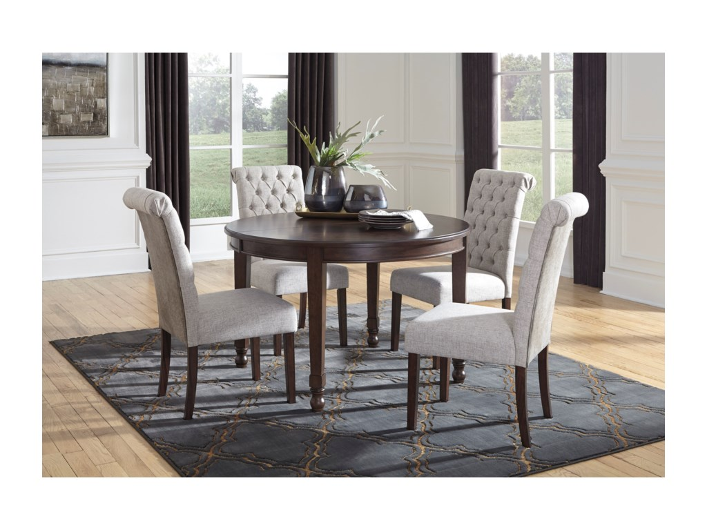 Signature Design by Ashley AdintonOval Dining Room Extension Table