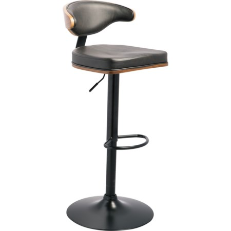 Adjustable Hieght Swivel Barstool