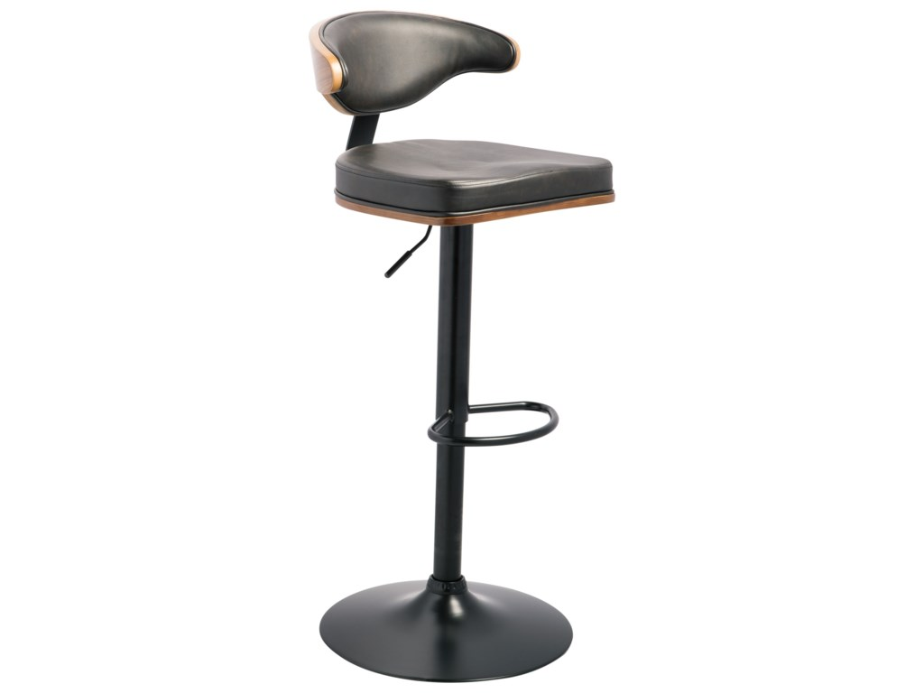 Ashley Signature Design BellatierTall Upholstered Swivel Barstool