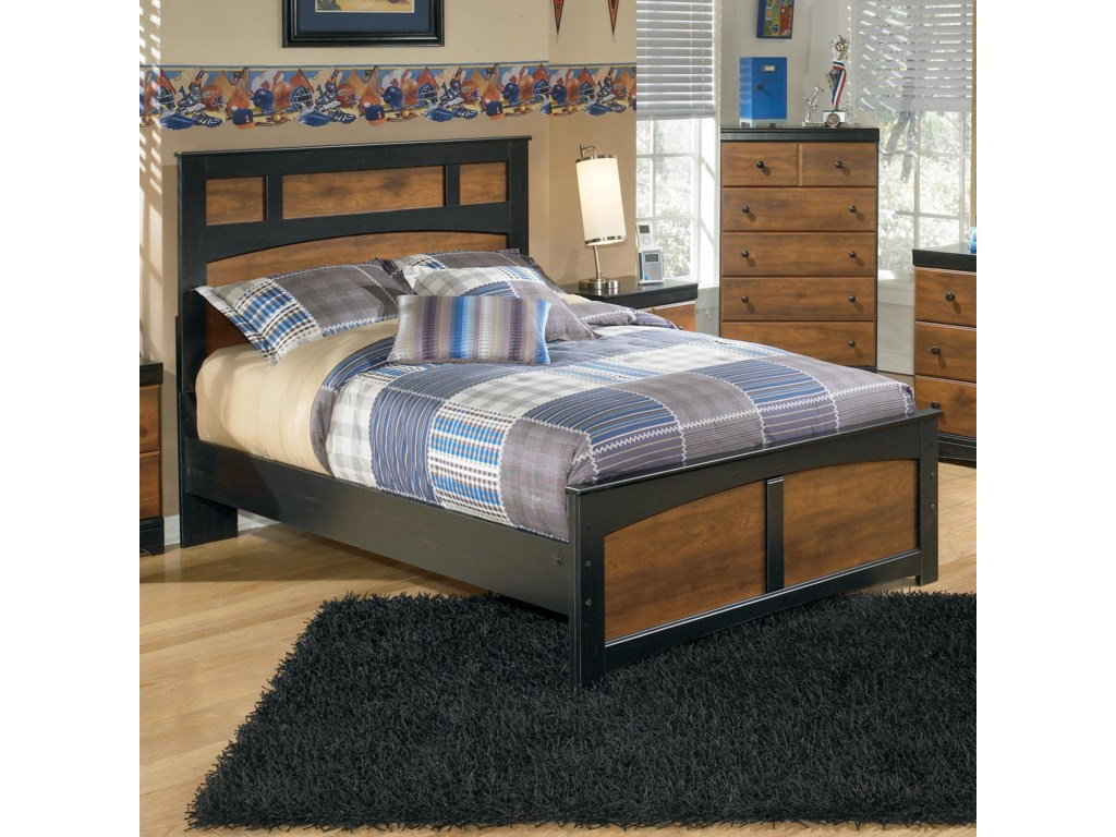 Ashley (Signature Design) AimwellFull Platform Bed