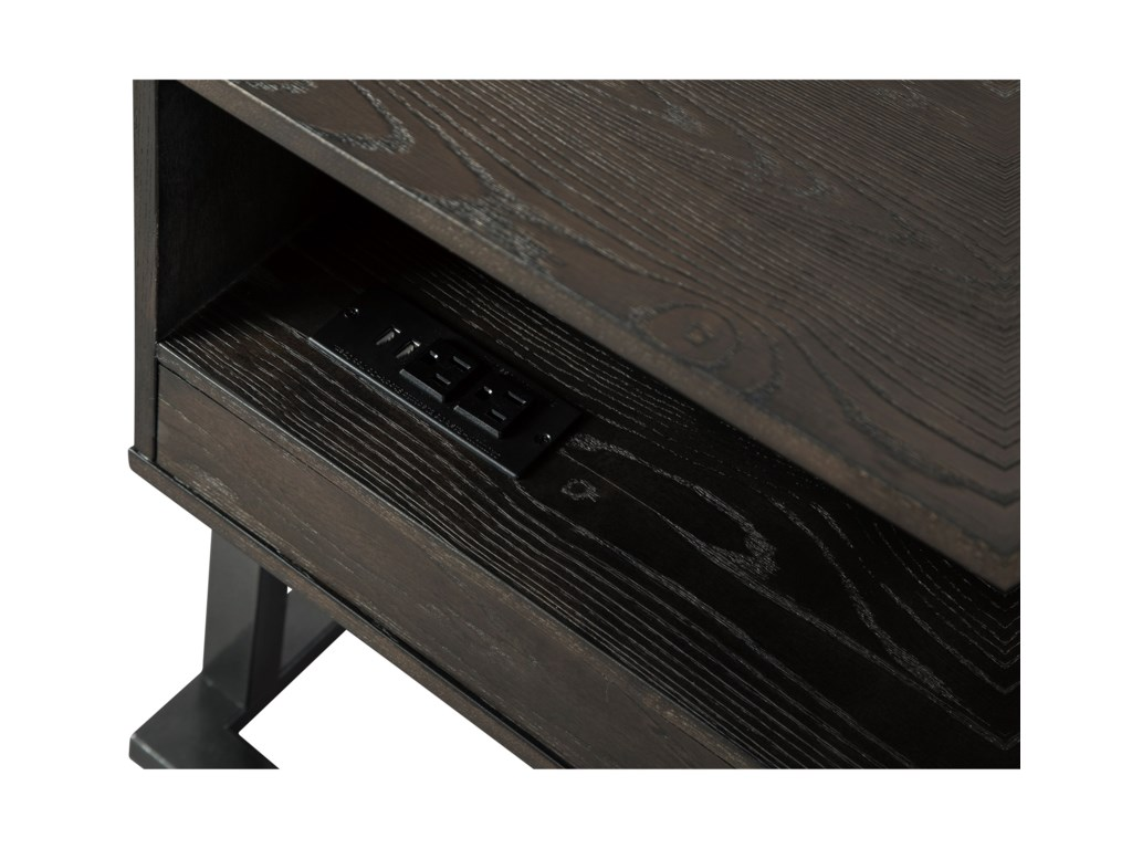Signature Design by Ashley AirdonSquare End Table