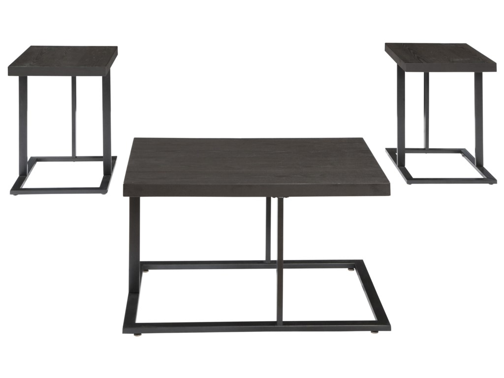 Ashley (Signature Design) AirdonOccasional Table Set