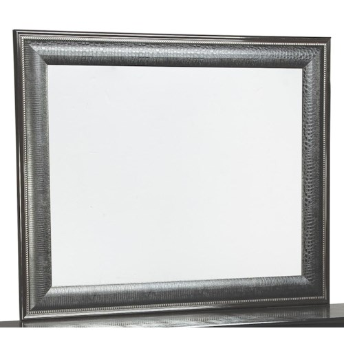 Signature Design by Ashley Furniture Alamadyre Contemporary Landscape Bedroom Mirror