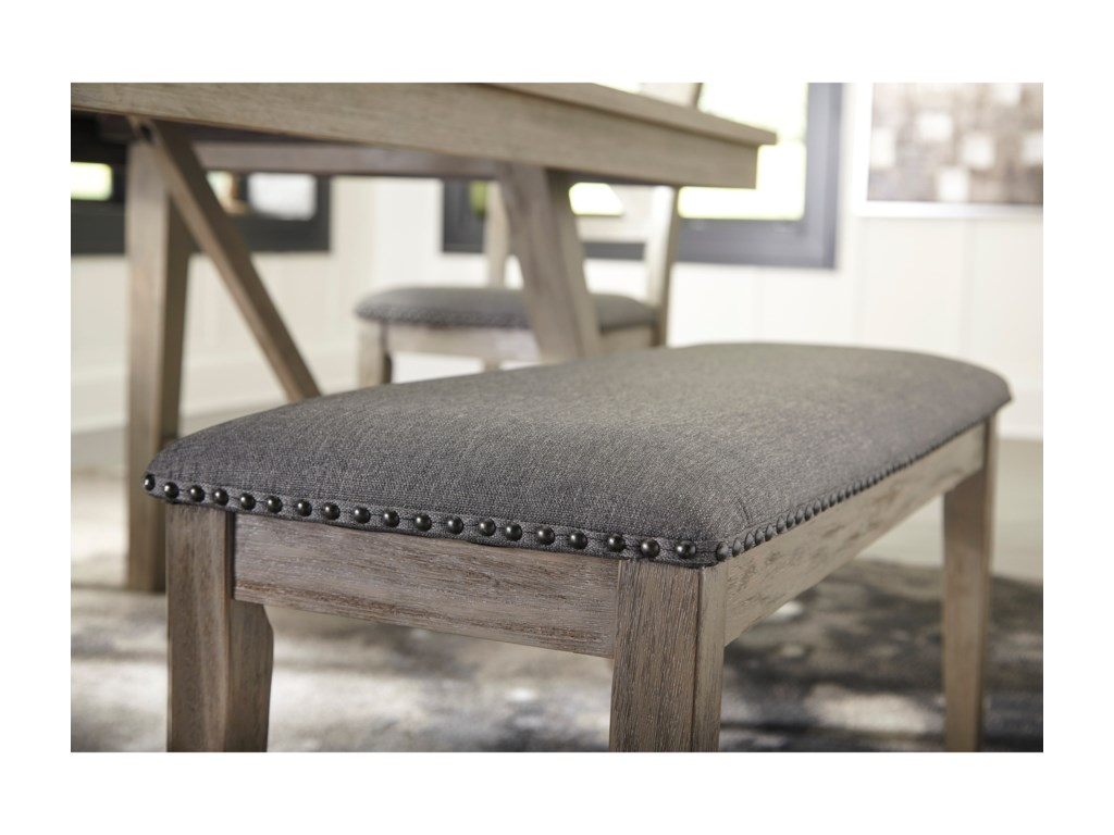 Benchcraft AldwinUpholstered Bench