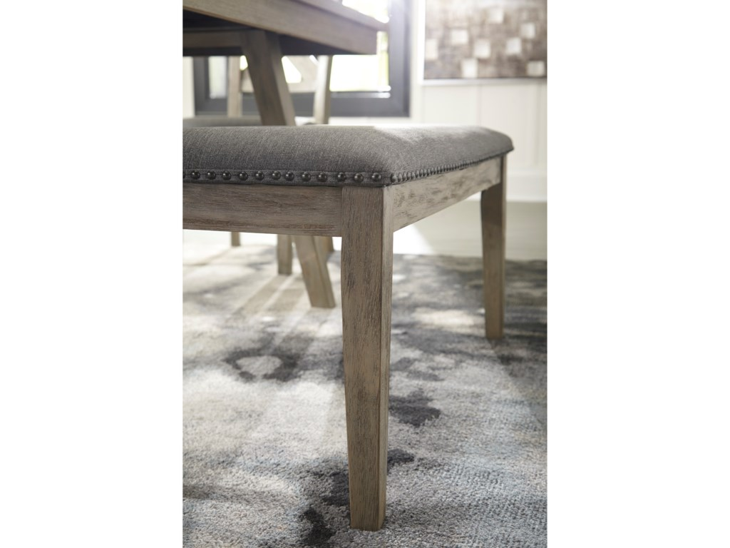 Signature Design by Ashley AldwinUpholstered Bench