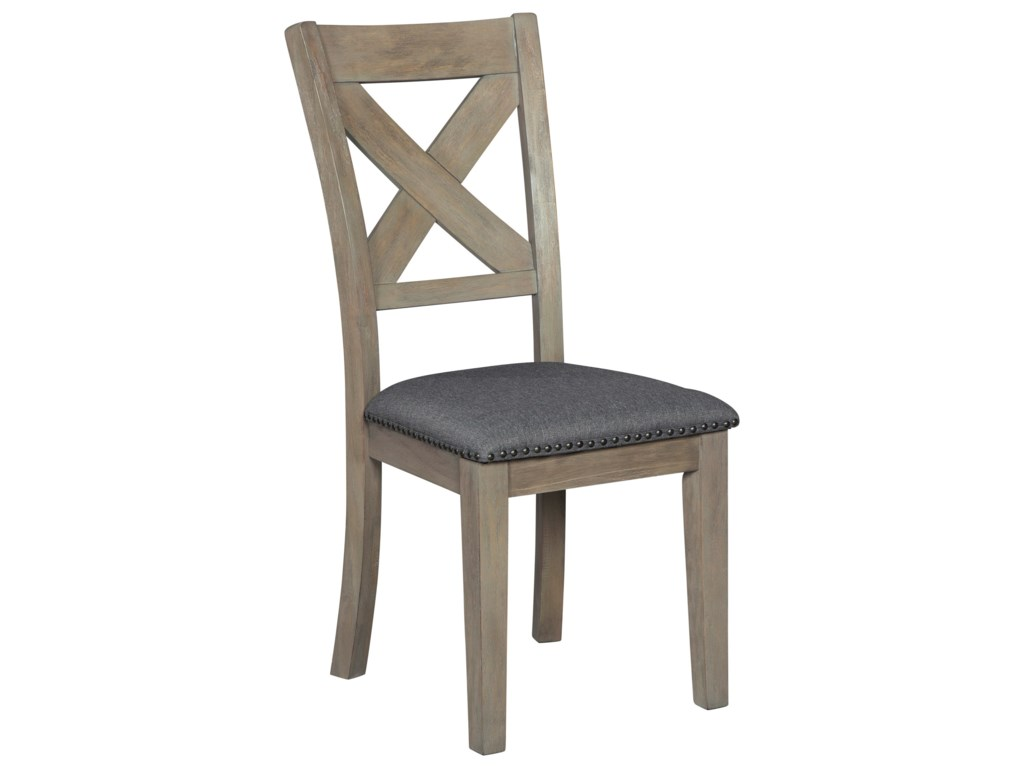 Signature Design by Ashley Aldwin Dining Upholstered Side Chair