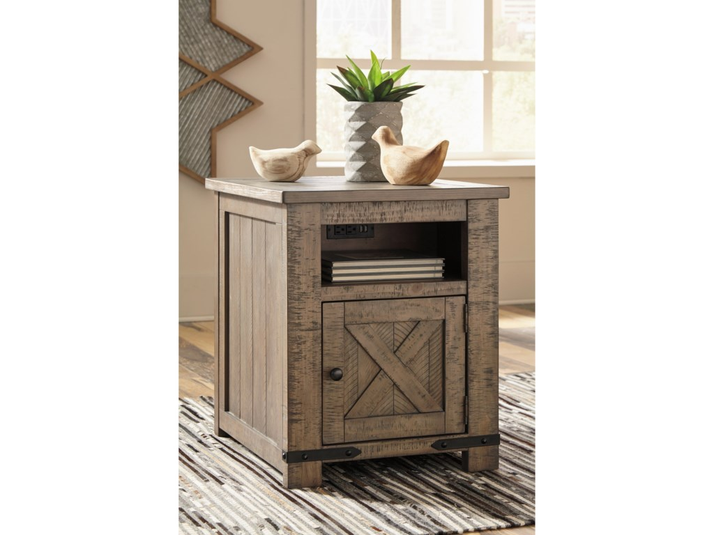 Ashley (Signature Design) AldwinEnd Table
