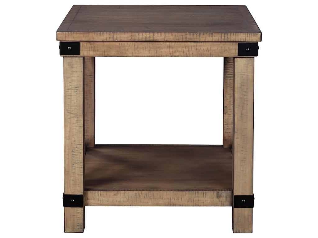Ashley (Signature Design) AldwinRectangular End Table