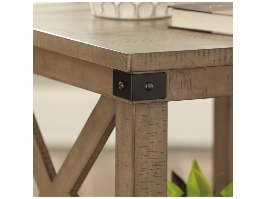 Signature Design by Ashley AldwinRectangular End Table