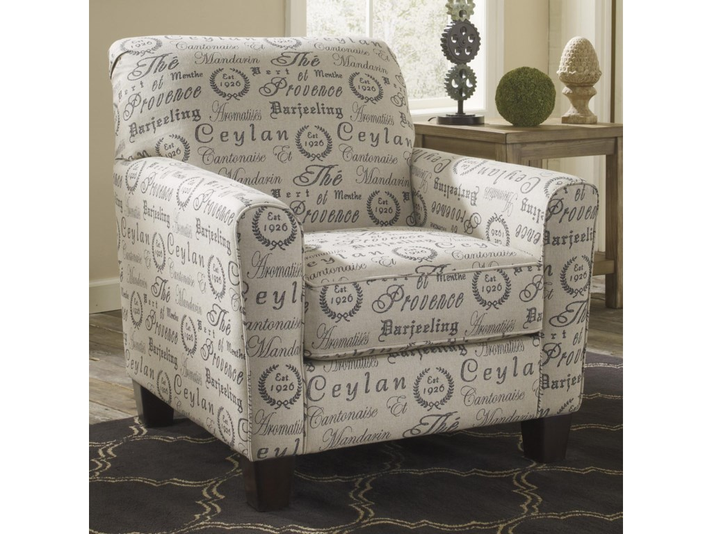 Signature Design by Ashley Alenya - QuartzAccent Chair