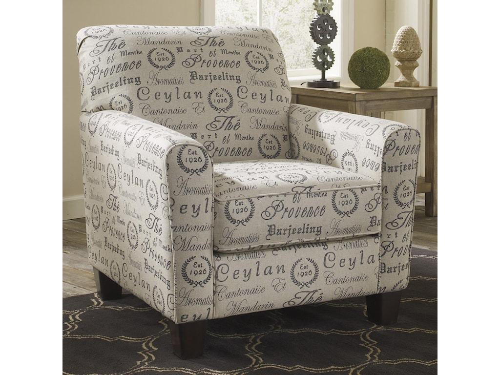 Signature Design by Ashley Alenya - QuartzAccent Chair