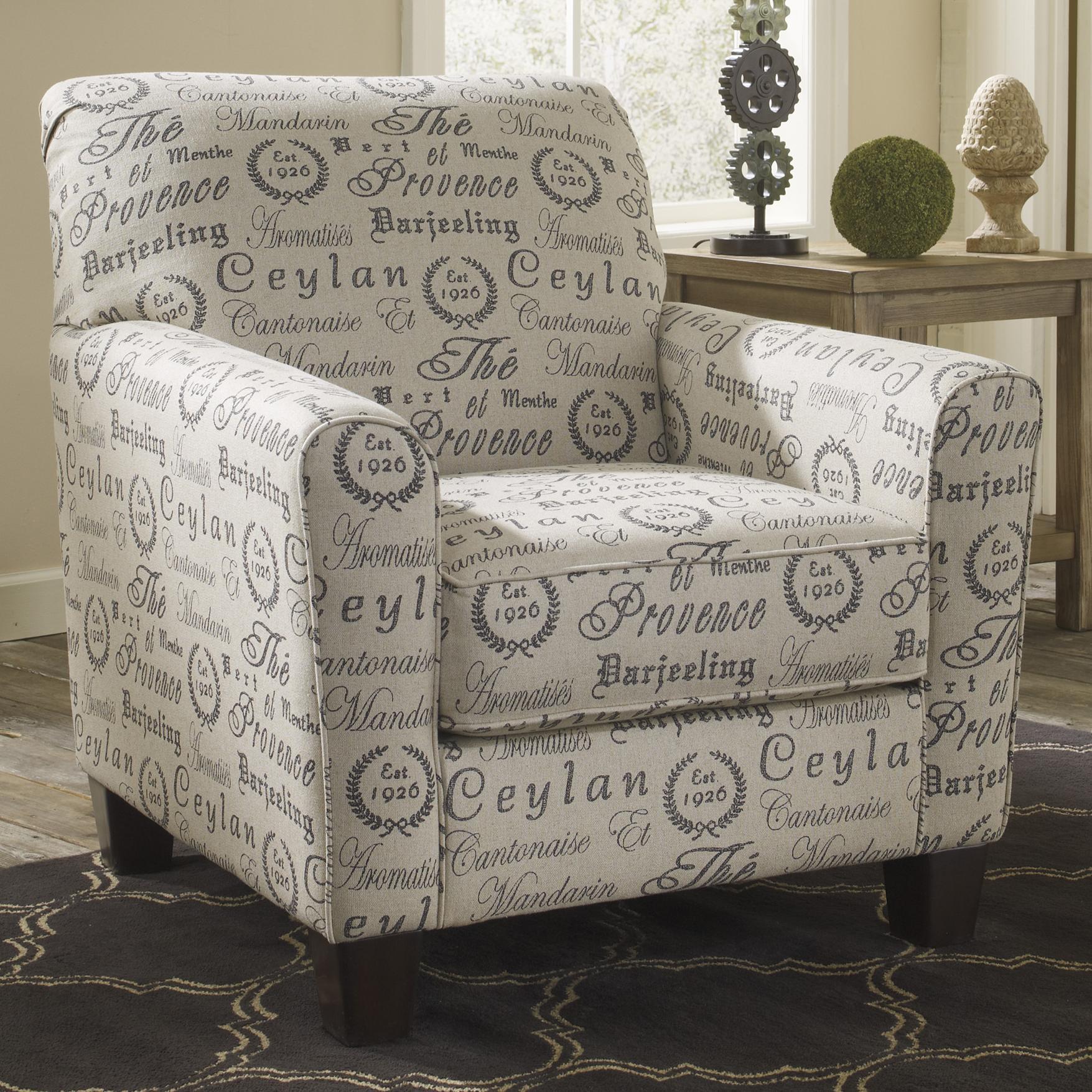 Signature Design By Ashley Alenya   QuartzAccent Chair ...