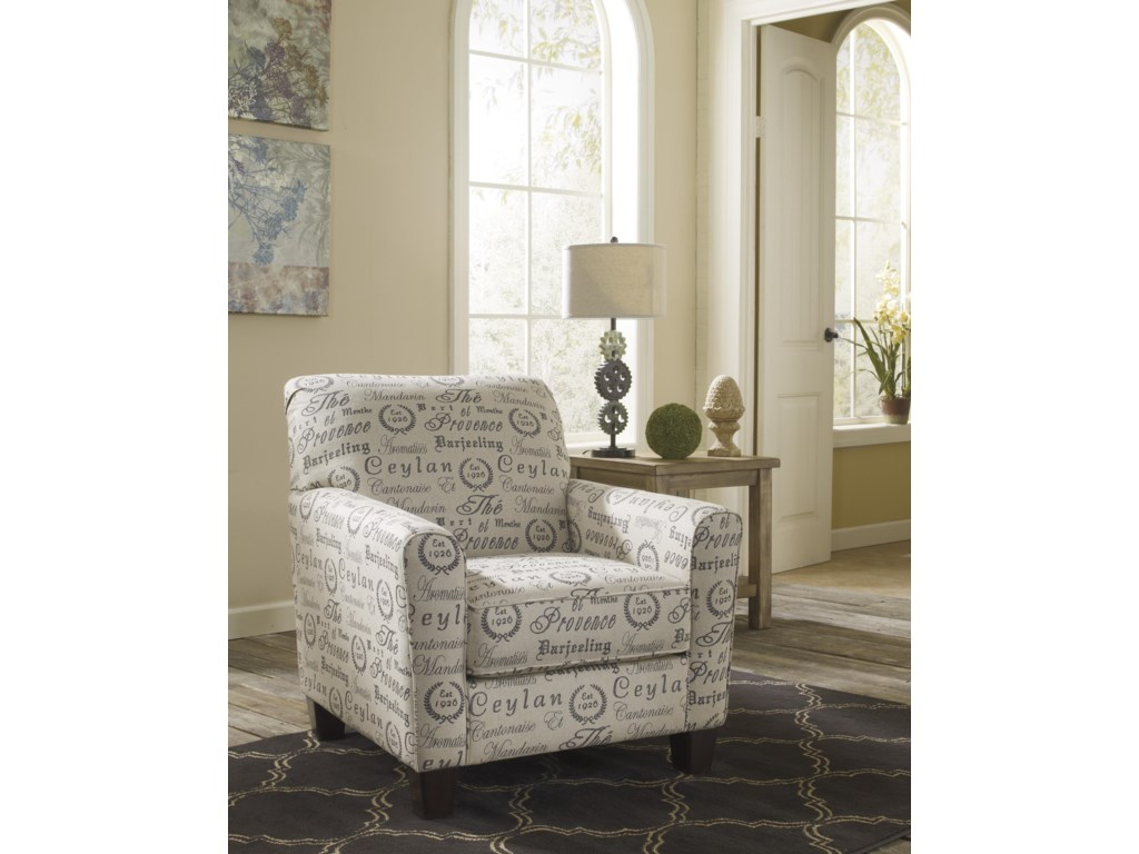 Signature Design by Ashley Alenya QuartzAccent Chair
