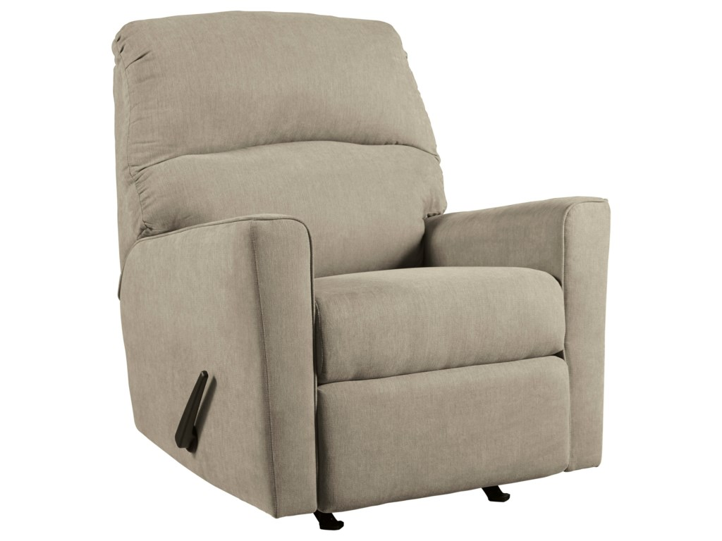 Ashley (Signature Design) Alenya - QuartzRocker Recliner