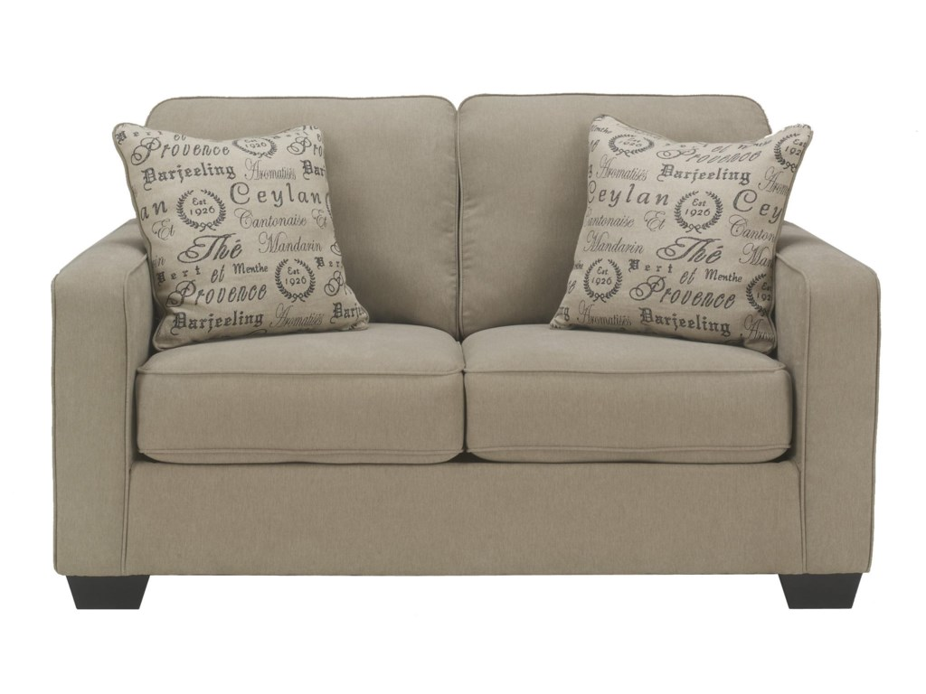 Signature Design by Ashley Alenya - QuartzLoveseat