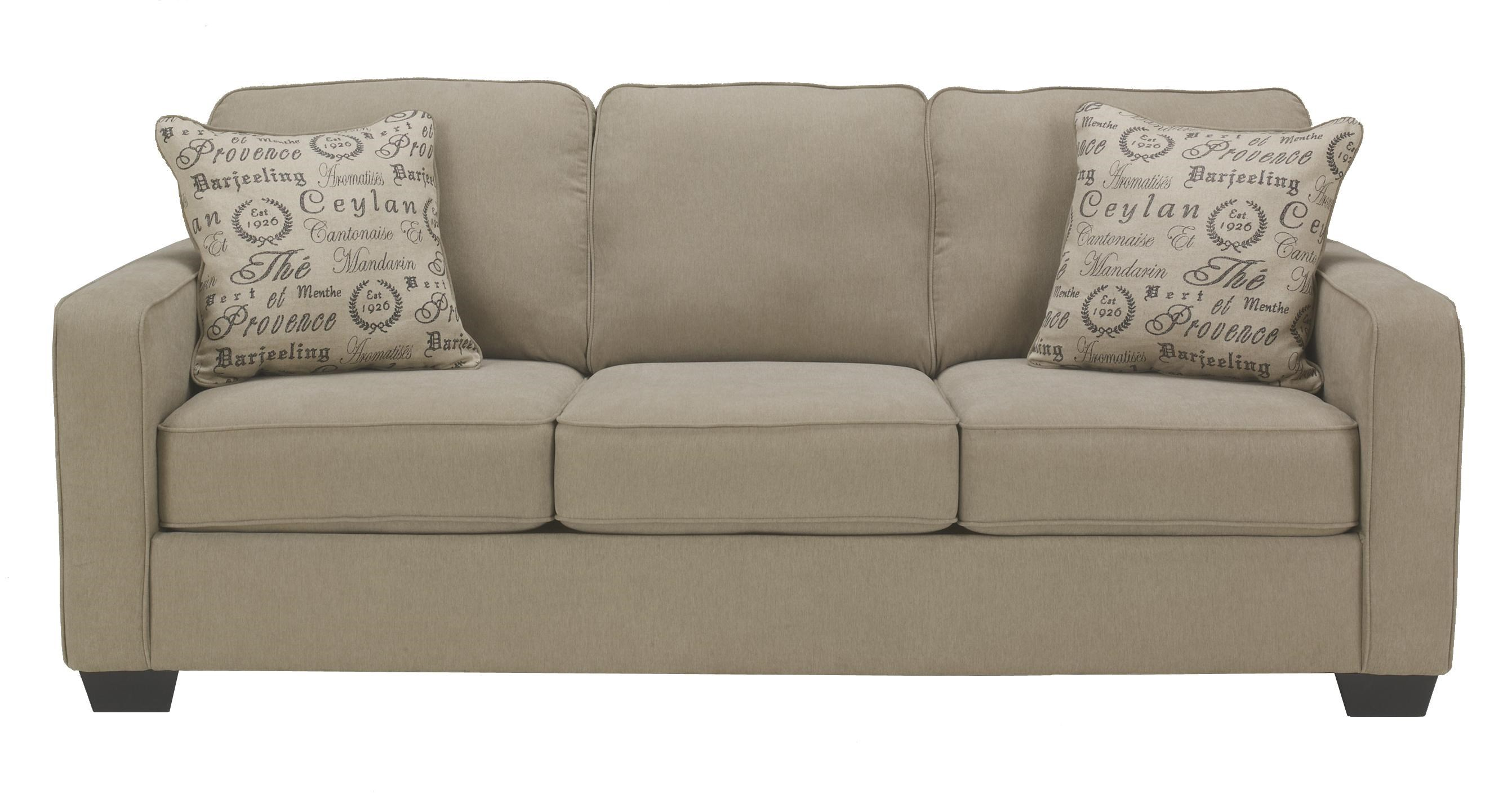 StyleLine CINDER Contemporary Track Arm Sofa