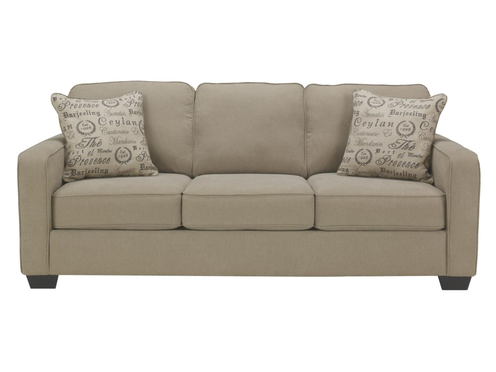 Signature Design by Ashley Alenya - QuartzQueen Sofa Sleeper