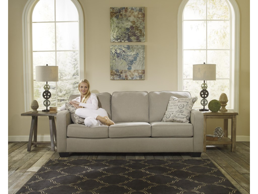 Ashley (Signature Design) Alenya - QuartzQueen Sofa Sleeper