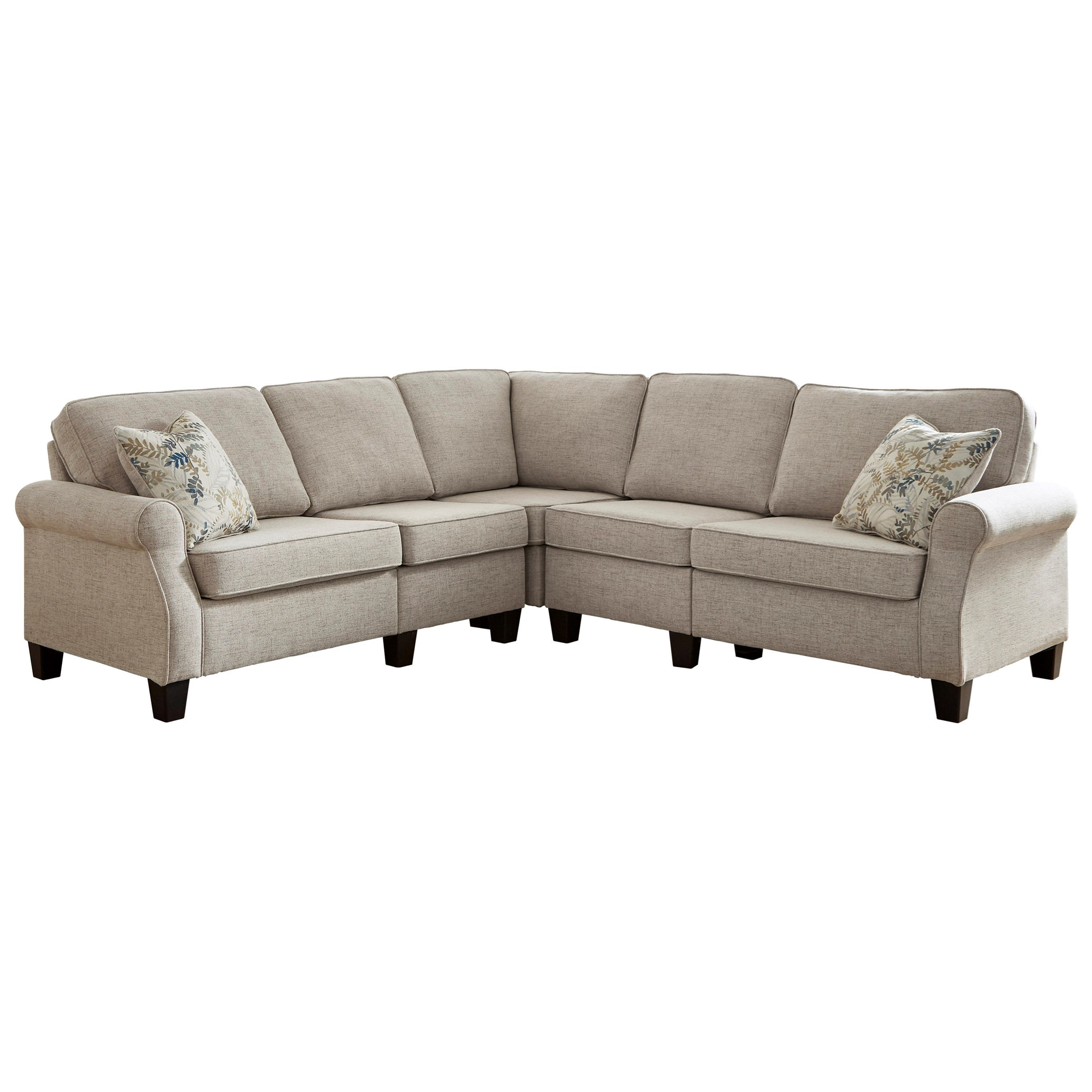 Transitional L-Shape Sectional