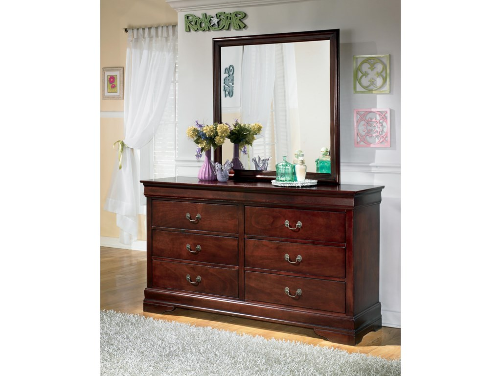 Ashley (Signature Design) AlisdairBedroom Mirror