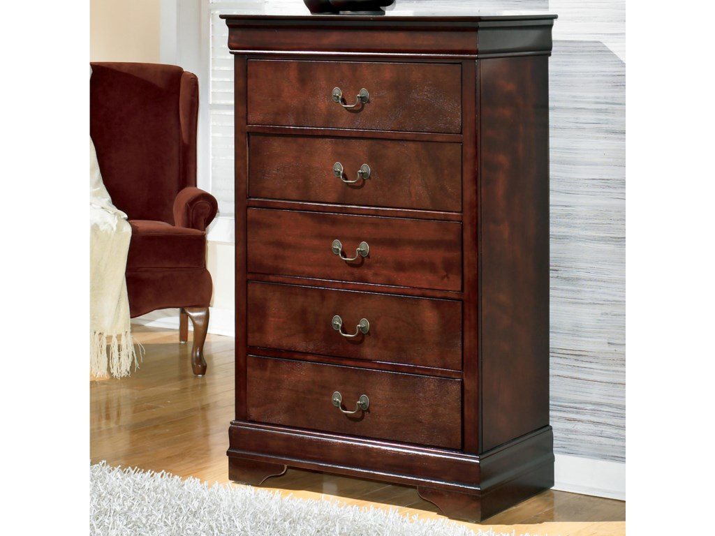 Signature Design by Ashley Alisdair5 Drawer Chest
