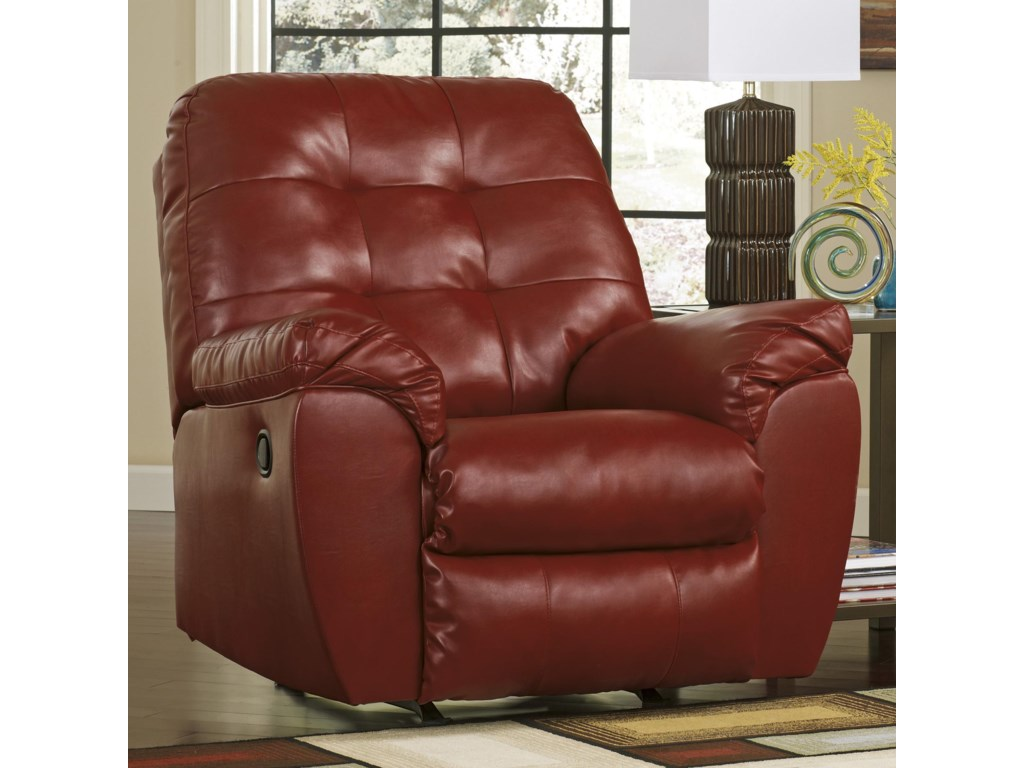 Signature Design by Ashley Alliston DuraBlend® - SalsaRocker Recliner