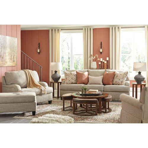 Signature Design by Ashley Almanza Living Room Group
