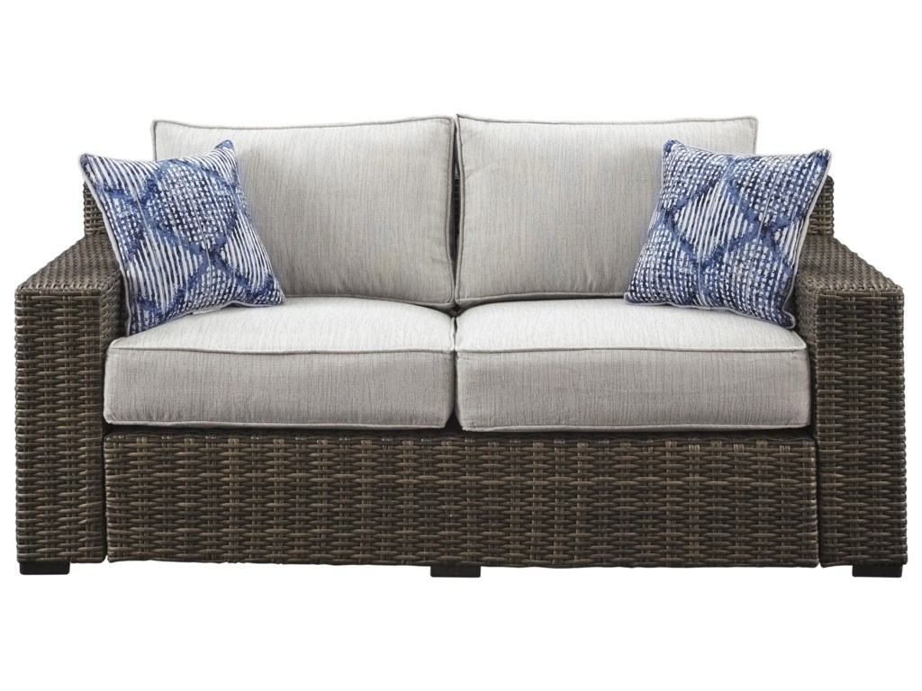 Signature Design by Ashley Alta GrandeSofa, Loveseat and Lounge Chair Set