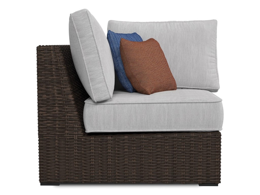 Trendz Woven ParadiseCorner with Cushion