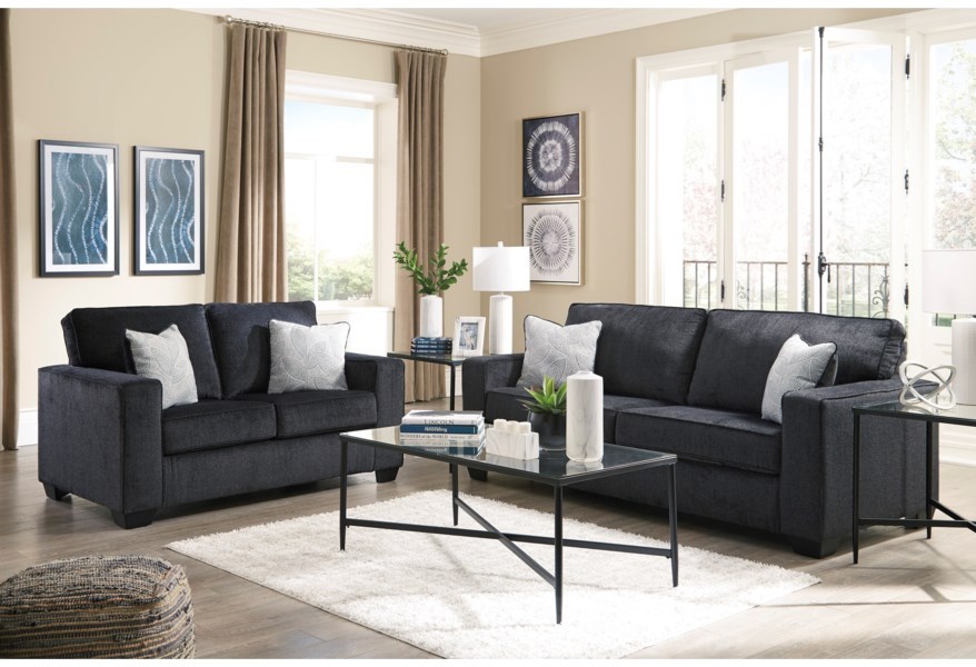 Signature Design By Ashley Altari Living Room Group Rife S Home Furniture Stationary Living Room Groups