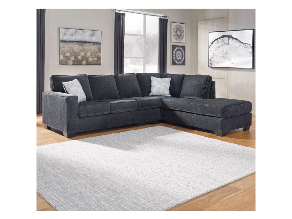 Ashley Signature Design AltariSleeper Sectional