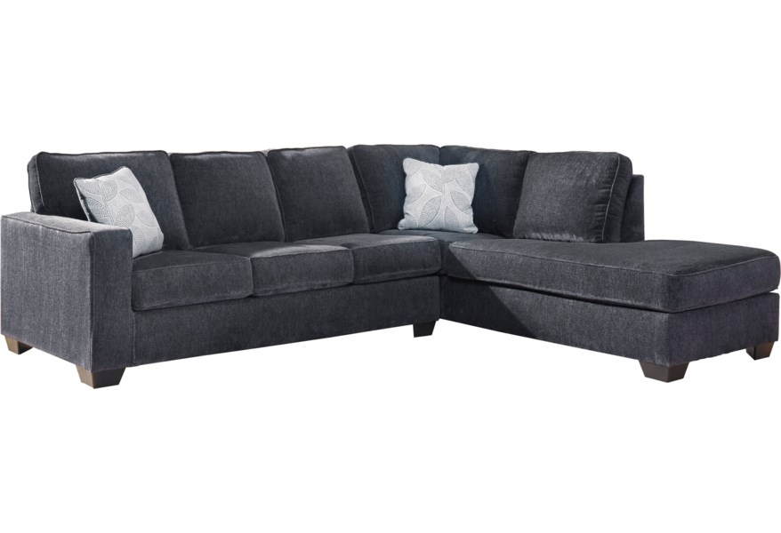 Altari 2 Piece Sectional With Chaise