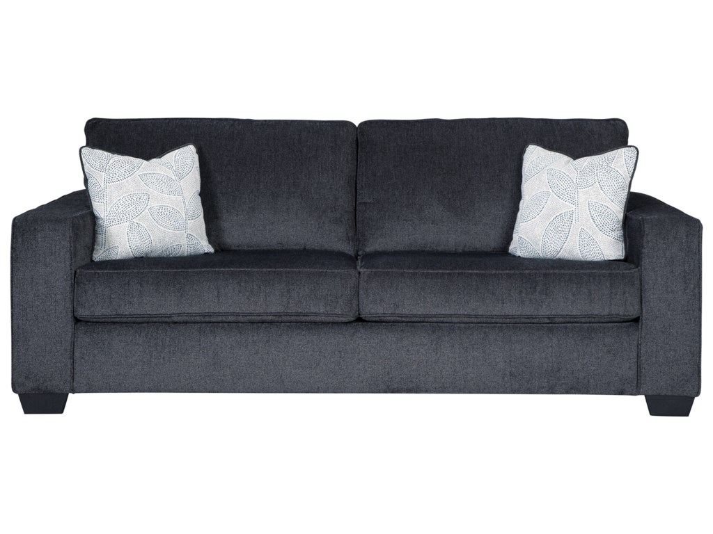 Signature Design by Ashley Altari 8721338 Contemporary Sofa with ...