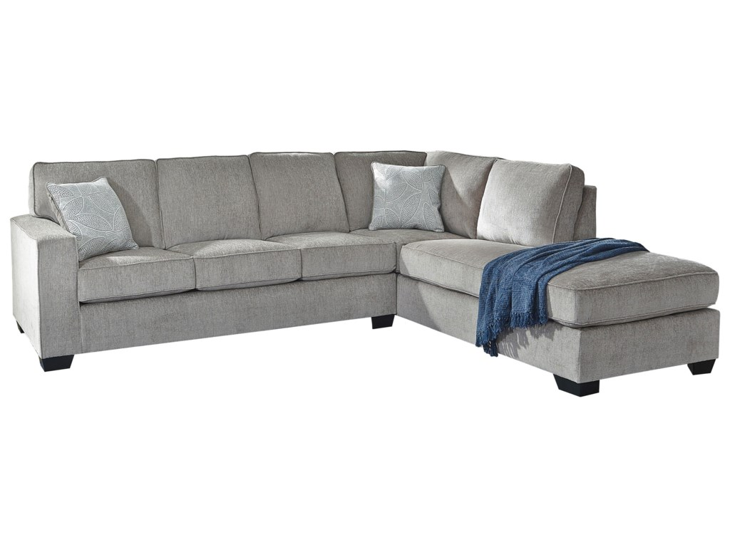 Altari Sleeper Sectional With Chaise