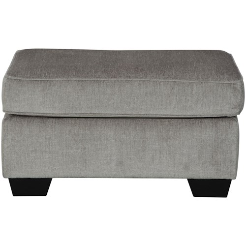 Signature Design by Ashley Altari Contemporary Ottoman